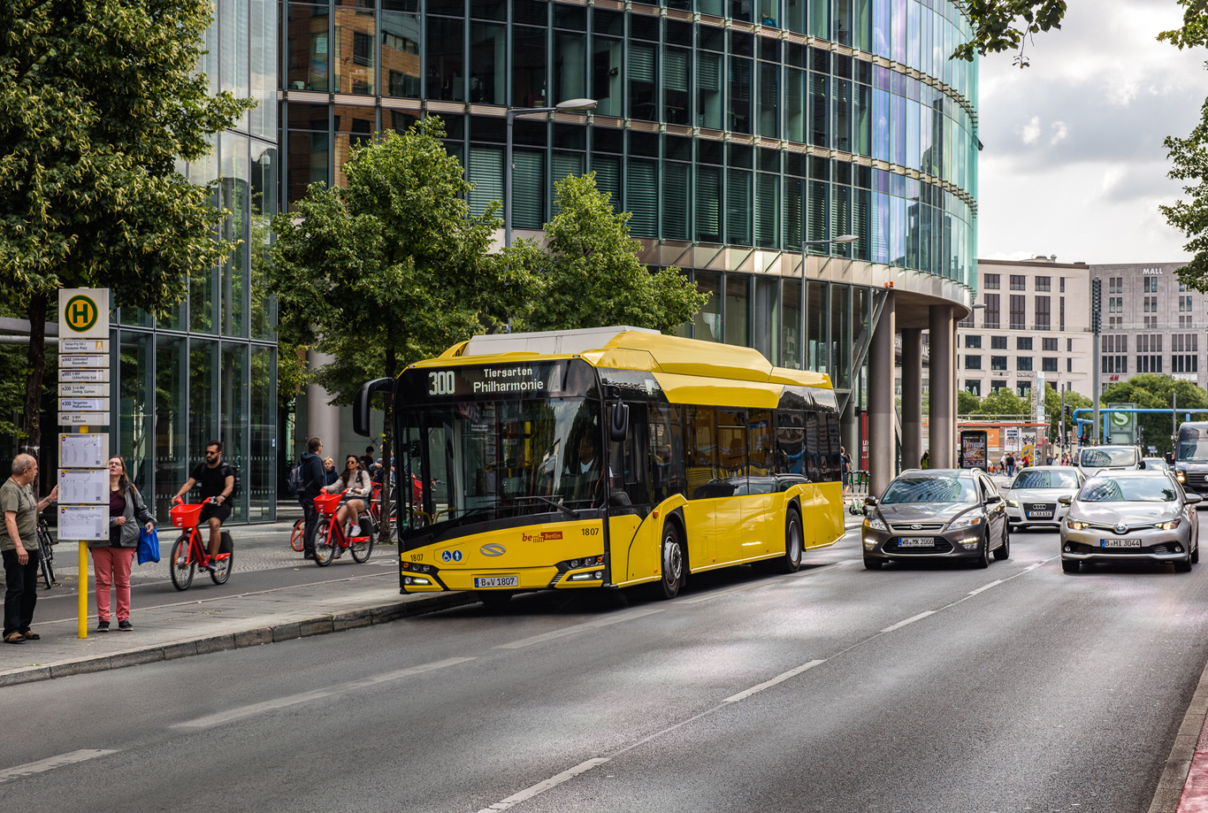 Solaris electric buses are going to Bilbao