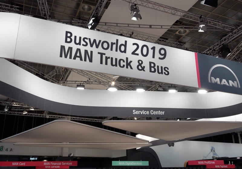 MAN Lion's City - Busworld Brussels 2019