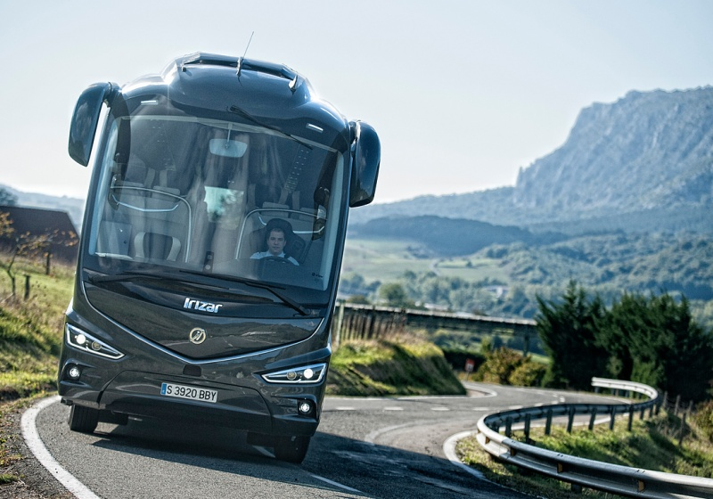 The Irizar i8, the Best of the Best