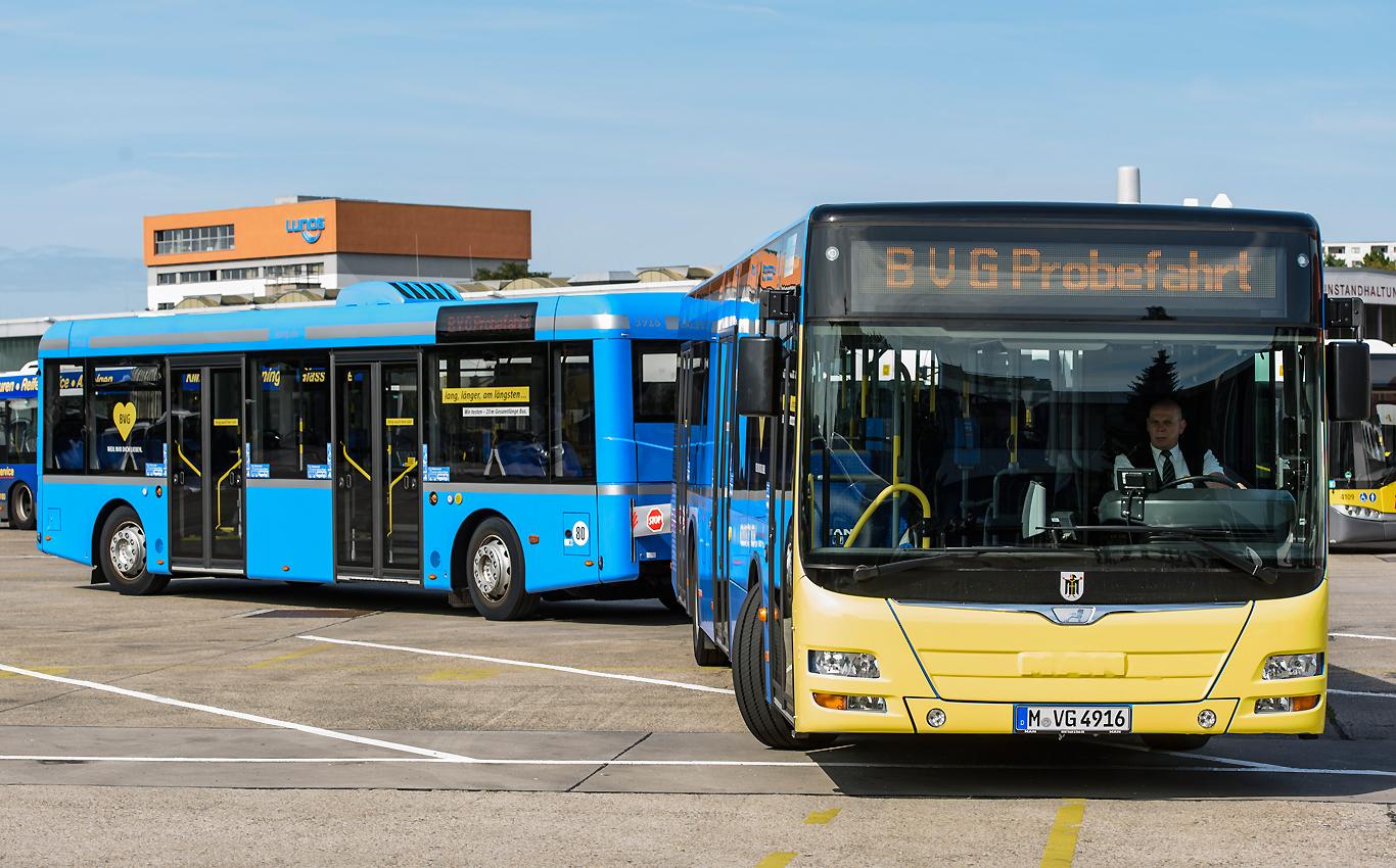 [Berlin] BVG testet Münchner Buszug