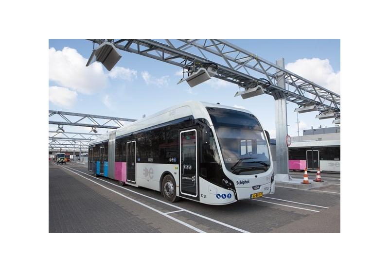 Europas größte Elektrobusflotte im Einsatz