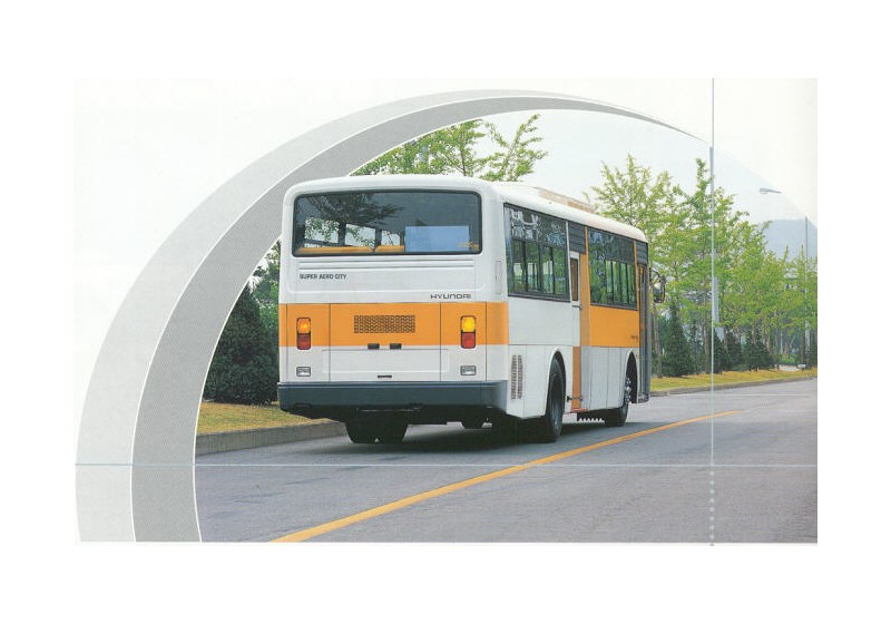 시내버스 차종분석