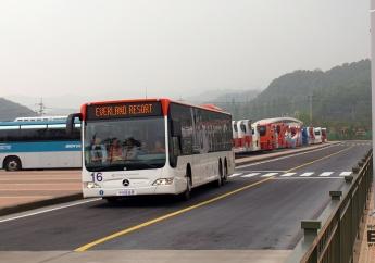 메르세데츠-벤츠 시타로(Citaro) 국내시승기