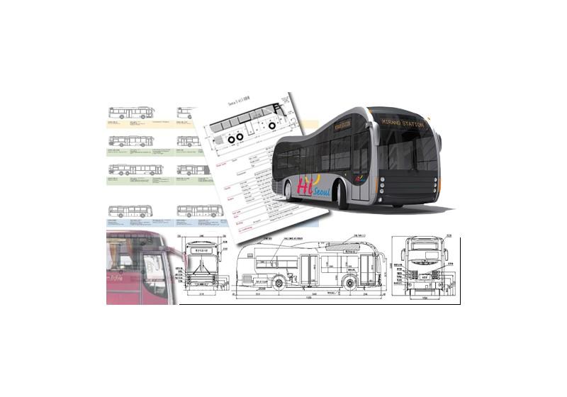 버스 등급별 구분하는 방법