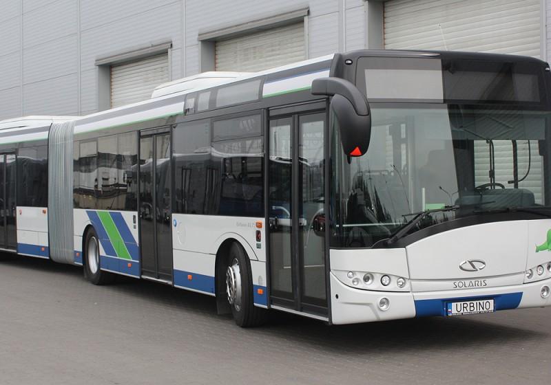 Solaris Urbino 18,75 debütiert auf deutschen Straßen