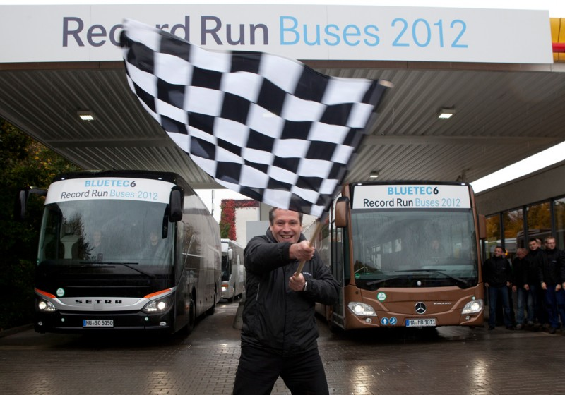 Record Run Buses 2012