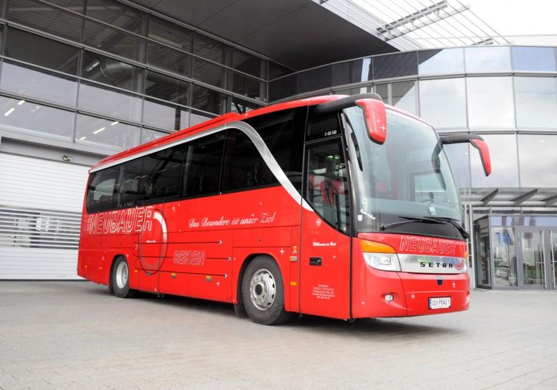 750. Setra S 411 HD geht nach Österreich