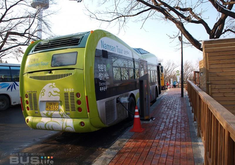 친환경이 대새!! e-Primus 전기버스 시승기