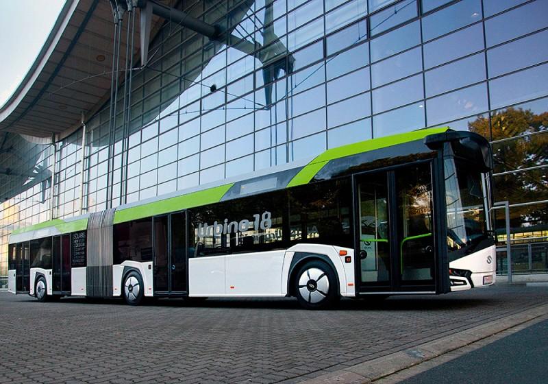 Der neue Solaris Urbino fährt in europäische Städte