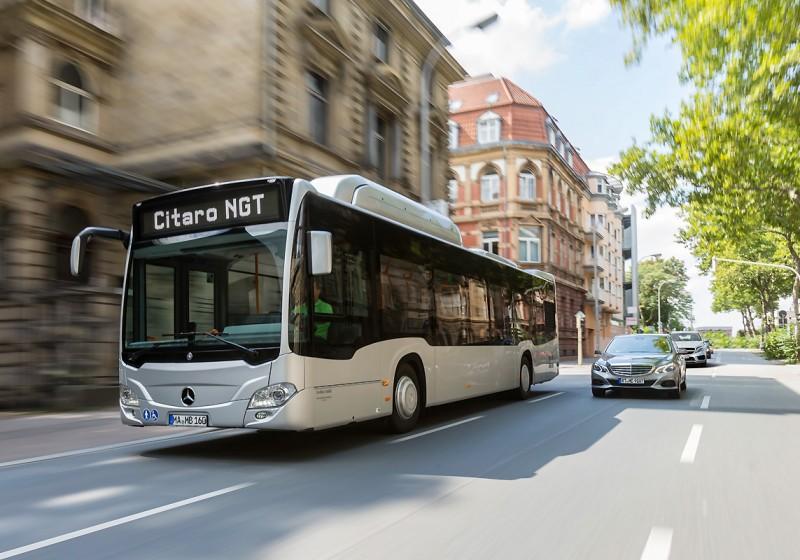 [Weltpremiere] Der Mercedes-Benz Citaro NGT