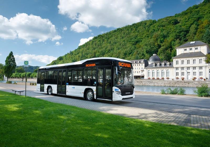 Scania präsentiert auf der Busworld Kortrijk sein bisher umfassendstes Angebot