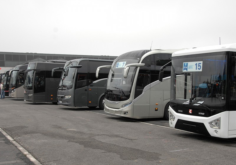 European Coach and Bus Week presents its winners